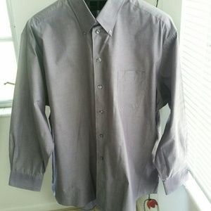 Dockers NWT | Purple long sleeve button up